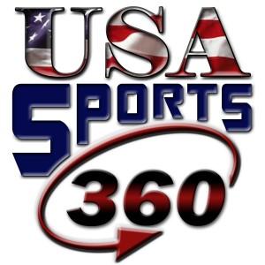 USA SPORTS 360 LOGO