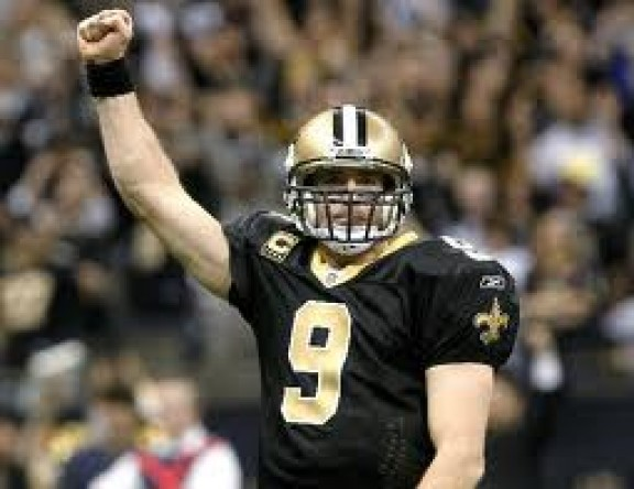 Drew Brees Sets Record