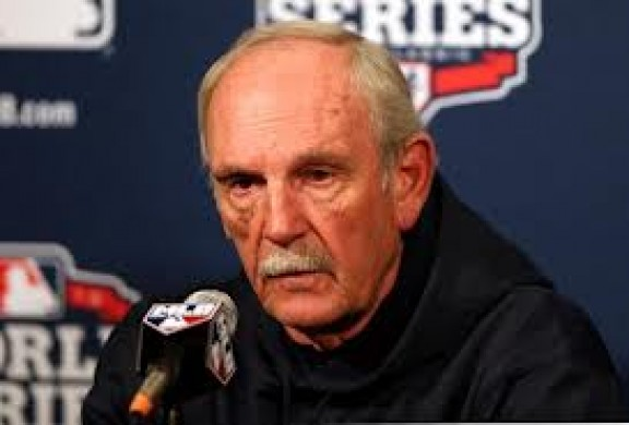 Jim Leyland World Series