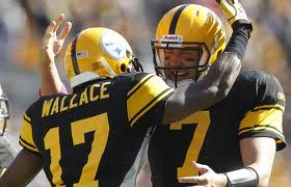 Mike Wallace & Ben Roethlisberger