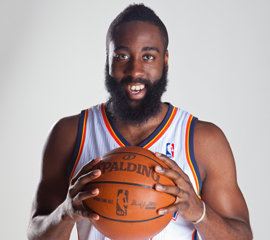 James Harden, Fear The Beard