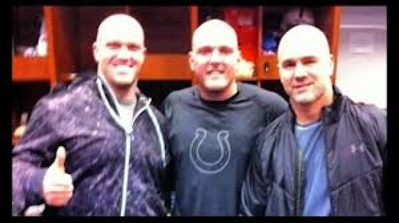 Colts Shave Their Heads