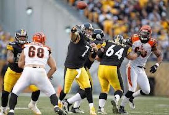 Steelers Vs Benagls