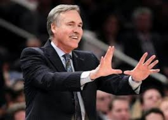 Mike D'Antoni is pissed off