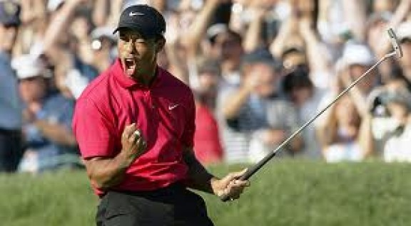 Tiger Woods Wins 76