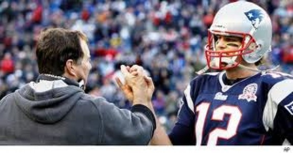 Tom Brady & Bill Belichick2