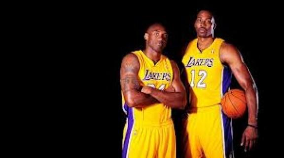 Kobe Bryant & Dwight Howard