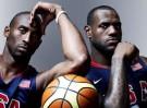 Kobe Bryant & LeBron James