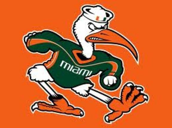 Hurricane Winds Clipart Miami Hurricanes Logo Clipart