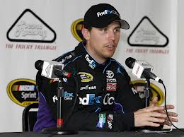 Denny Hamlin back injury