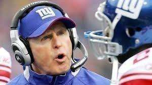 Tom Coughlin Frustrated
