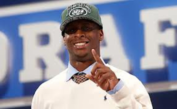 Geno Smith to the jets