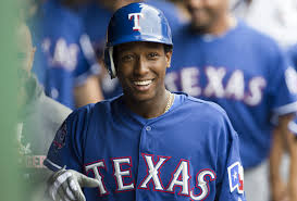 Jurickson Profar to 2nd