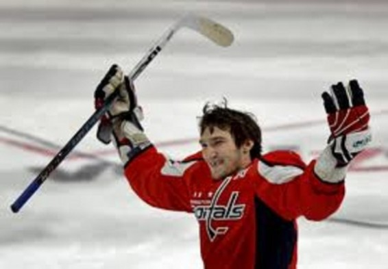 Alexander Ovechkin capitols