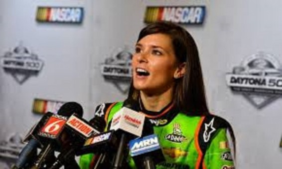 Danica Patrick talks stenhouse
