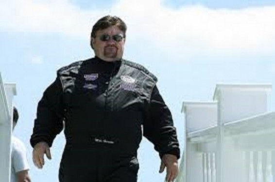 Mike Harmon has trouble