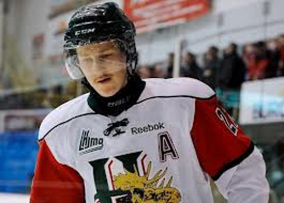 Nathan MacKinnon 1st in the NHL Draft
