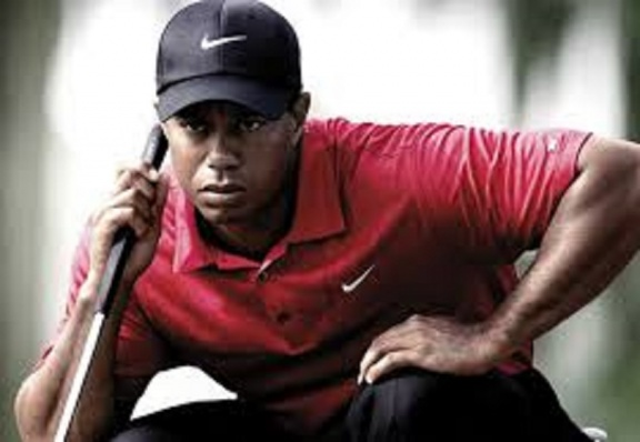 Tiger Woods 2nd round