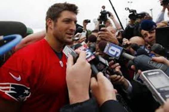 Tim Tebow Tight end