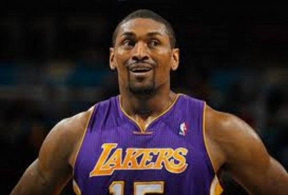 Metta World Peace waived