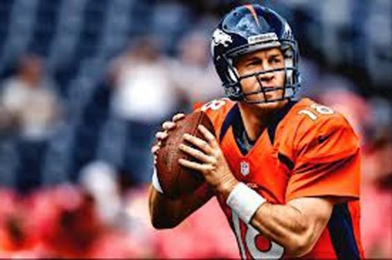 Broncos quarterback