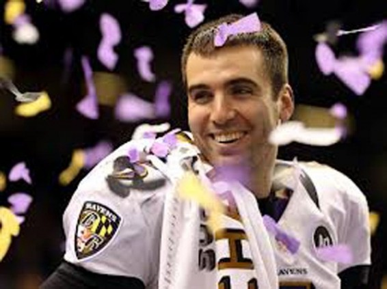 Joe Flacco 120 million
