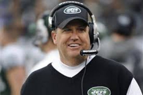 Rex Ryan almost gets sanchez killed