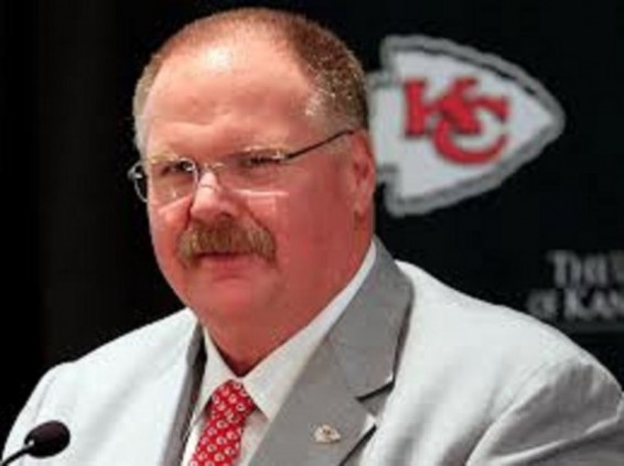 Andy Reid back to phily