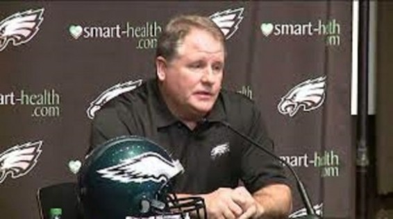 Chip Kelly fumble