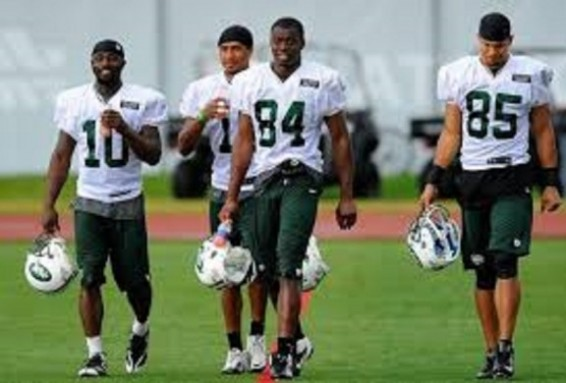 Jets Receivers