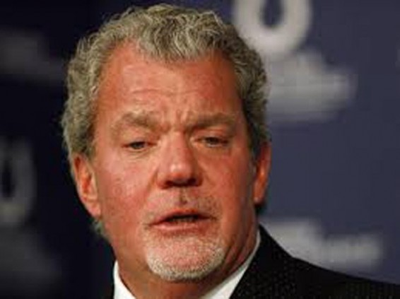 Jim Irsay trent richardson