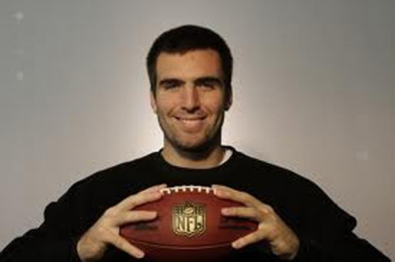 Joe Flacco sucked against bills