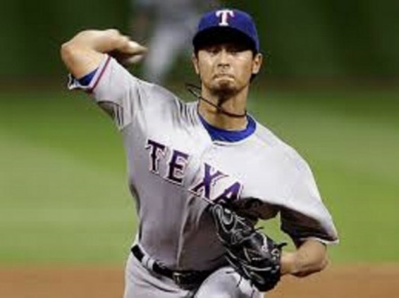 YU DARVISH problme with A's