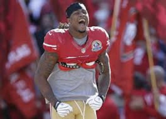 dashon Goldson suspended
