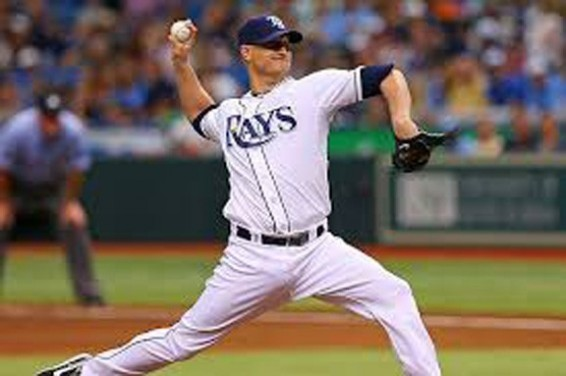 Alex Cobb wins wild card game