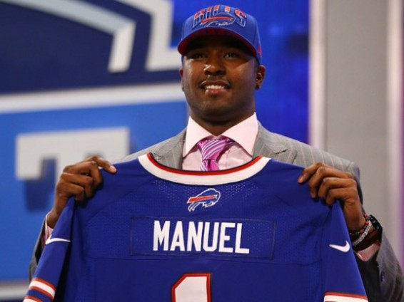E.J. Manuel VS BROWNS