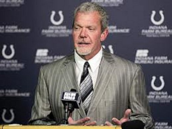 Jim Irsay & colts