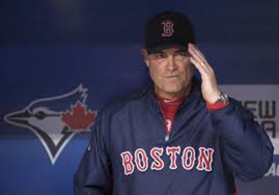 John Farrell & Red Sox lose game 3