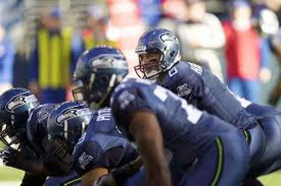 Seahawks offensive line