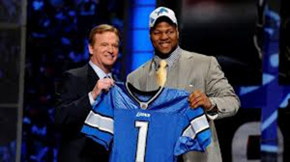 Suh with Goodell upheld Suh's fine