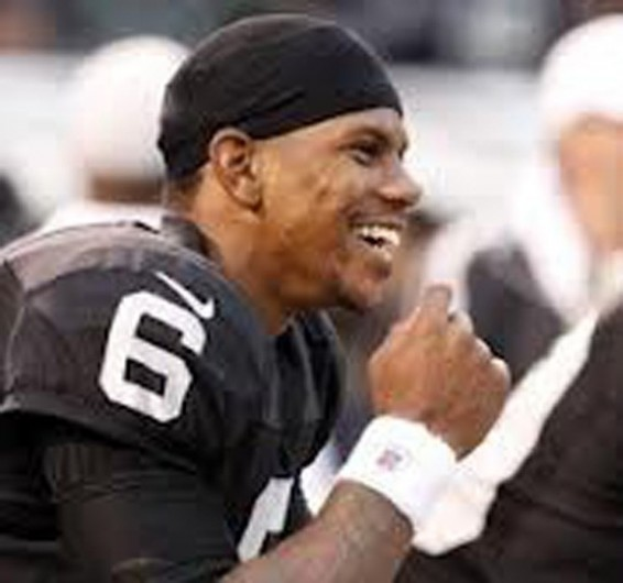 Terrelle Pryor sacked 10 times