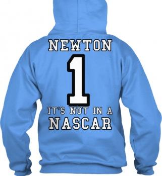 Newton back