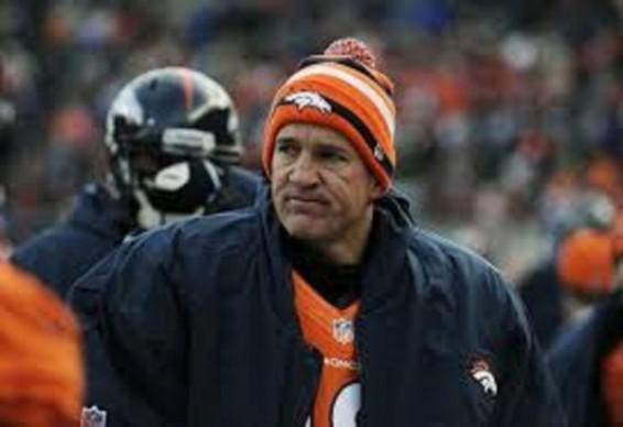 Peyton Manning cold weather