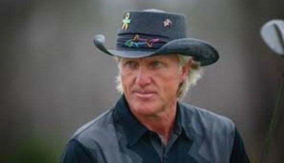 Greg Norman talks about his mental toughness to beat tiger woods