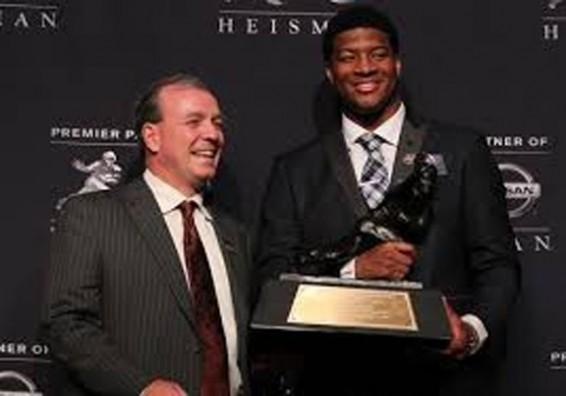 Jameis Winston,Heisman trophy,