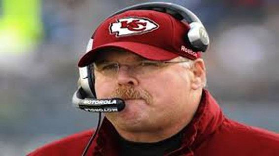 Andy Reid's defense sucks