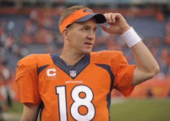 Peyton Manning wins MVP