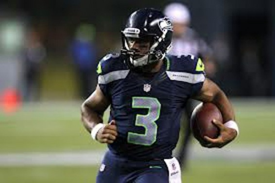 Russell Wilson doesn't have the arm strength