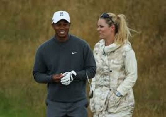 Woods and Vonn