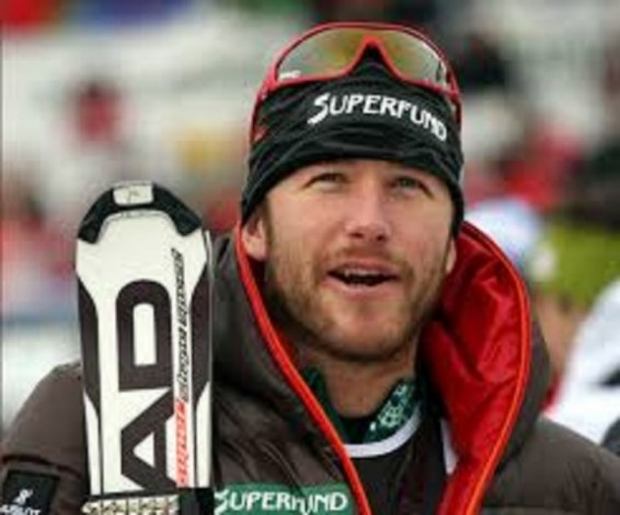 Bode Miller forced to tears by Christin Cooper